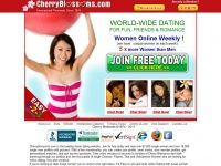 Cherry blossom online dating site
